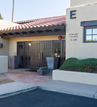 Paradise Valley Cosmetic Surgery Center PVCSC is Suite E-100