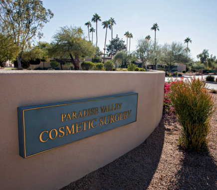 Paradise Valley Surgery Recovery Center on the Campus of the Paradise Valley Cosmetic Surgery Center